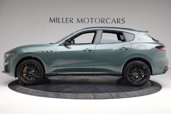 New 2021 Maserati Levante S GranSport for sale $112,899 at Bentley Greenwich in Greenwich CT 06830 3