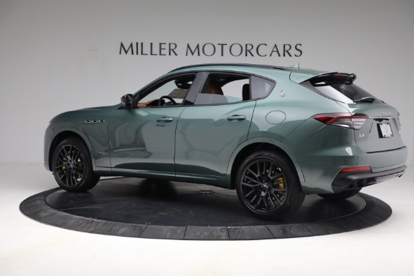 New 2021 Maserati Levante S GranSport for sale $112,899 at Bentley Greenwich in Greenwich CT 06830 4
