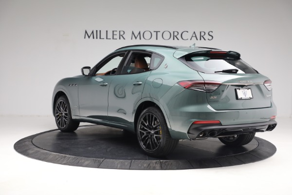 New 2021 Maserati Levante S GranSport for sale $112,899 at Bentley Greenwich in Greenwich CT 06830 5