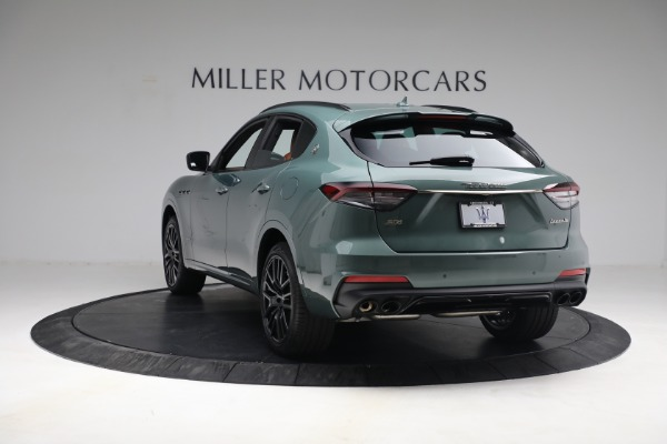 New 2021 Maserati Levante S GranSport for sale $112,899 at Bentley Greenwich in Greenwich CT 06830 6