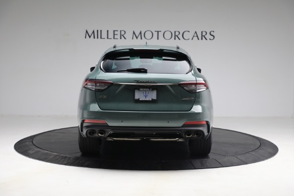 New 2021 Maserati Levante S GranSport for sale $112,899 at Bentley Greenwich in Greenwich CT 06830 7