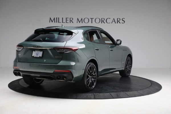 New 2021 Maserati Levante S GranSport for sale $112,899 at Bentley Greenwich in Greenwich CT 06830 8