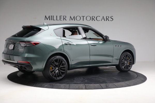 New 2021 Maserati Levante S GranSport for sale $112,899 at Bentley Greenwich in Greenwich CT 06830 9