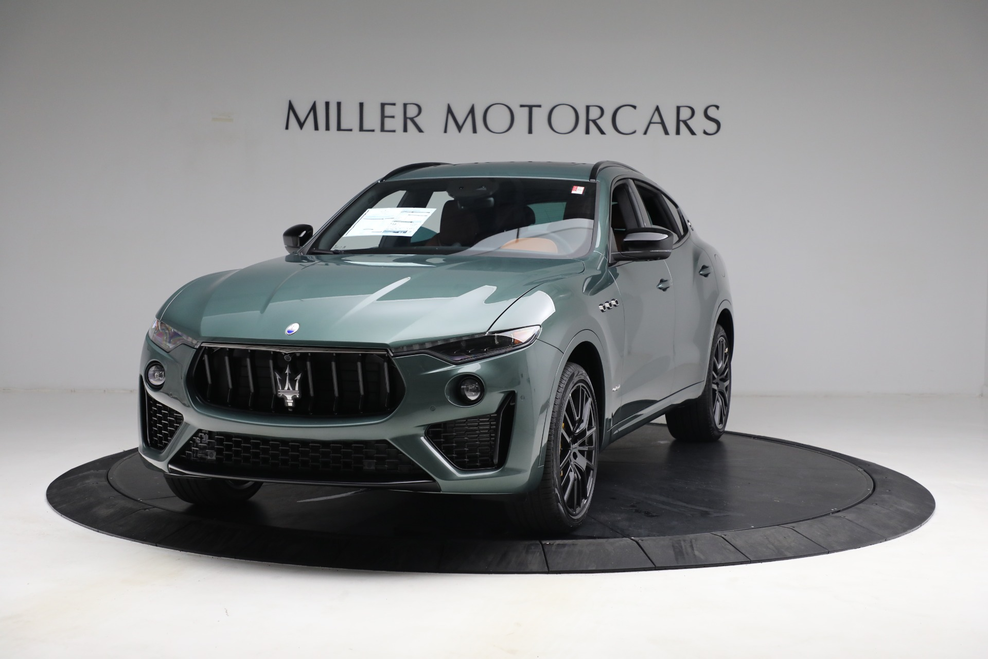 New 2021 Maserati Levante S GranSport for sale $112,899 at Bentley Greenwich in Greenwich CT 06830 1