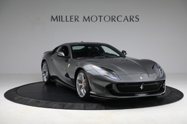 Used 2018 Ferrari 812 Superfast for sale Call for price at Bentley Greenwich in Greenwich CT 06830 11