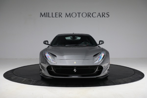 Used 2018 Ferrari 812 Superfast for sale Call for price at Bentley Greenwich in Greenwich CT 06830 12