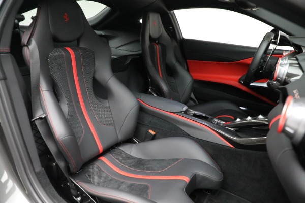 Used 2018 Ferrari 812 Superfast for sale Call for price at Bentley Greenwich in Greenwich CT 06830 19