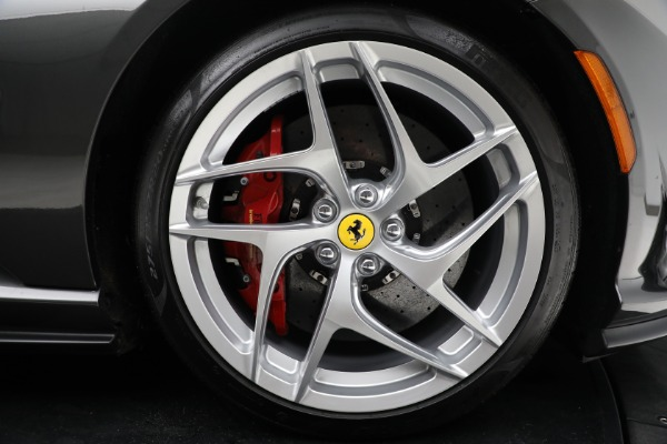 Used 2018 Ferrari 812 Superfast for sale Call for price at Bentley Greenwich in Greenwich CT 06830 23