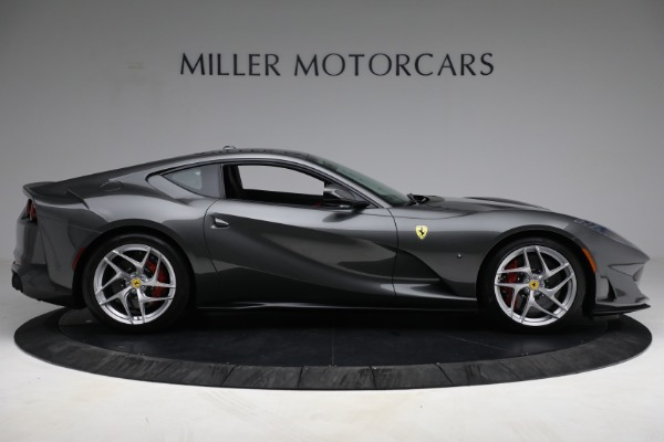 Used 2018 Ferrari 812 Superfast for sale Call for price at Bentley Greenwich in Greenwich CT 06830 9