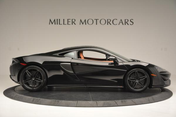 Used 2016 McLaren 570S for sale Sold at Bentley Greenwich in Greenwich CT 06830 9