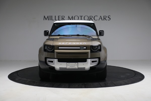 Used 2021 Land Rover Defender 90 First Edition for sale $69,900 at Bentley Greenwich in Greenwich CT 06830 12