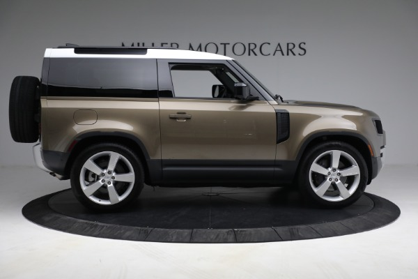 Used 2021 Land Rover Defender 90 First Edition for sale $69,900 at Bentley Greenwich in Greenwich CT 06830 14