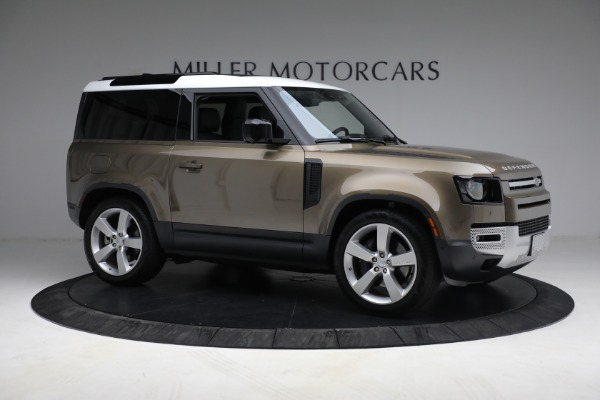 Used 2021 Land Rover Defender 90 First Edition for sale $69,900 at Bentley Greenwich in Greenwich CT 06830 15