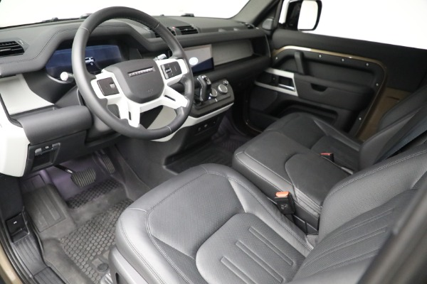 Used 2021 Land Rover Defender 90 First Edition for sale $69,900 at Bentley Greenwich in Greenwich CT 06830 17