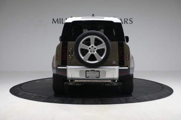 Used 2021 Land Rover Defender 90 First Edition for sale $69,900 at Bentley Greenwich in Greenwich CT 06830 6