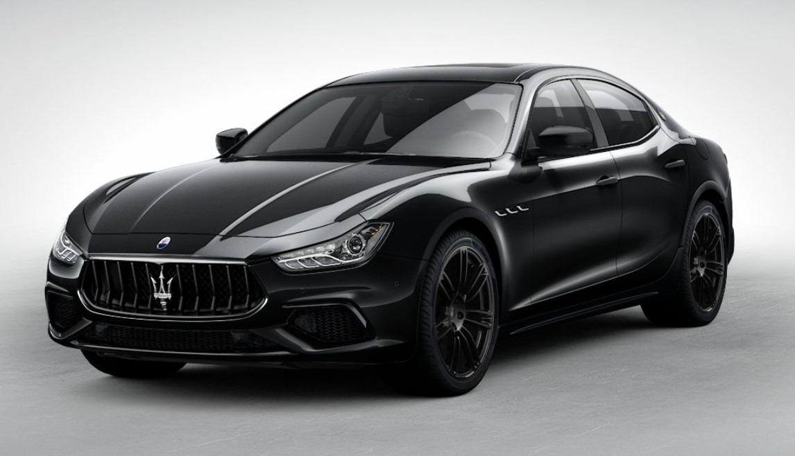New 2021 Maserati Ghibli SQ4 for sale $91,244 at Bentley Greenwich in Greenwich CT 06830 1