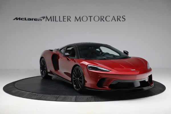 New 2021 McLaren GT Luxe for sale $217,275 at Bentley Greenwich in Greenwich CT 06830 10