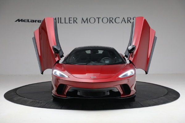 New 2021 McLaren GT Luxe for sale $217,275 at Bentley Greenwich in Greenwich CT 06830 12