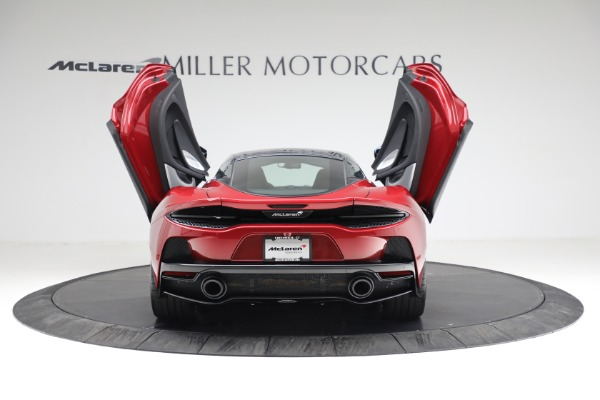 New 2021 McLaren GT Luxe for sale $217,275 at Bentley Greenwich in Greenwich CT 06830 16