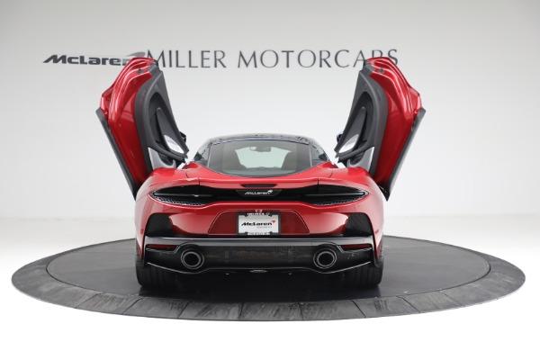 New 2021 McLaren GT for sale $217,275 at Bentley Greenwich in Greenwich CT 06830 16