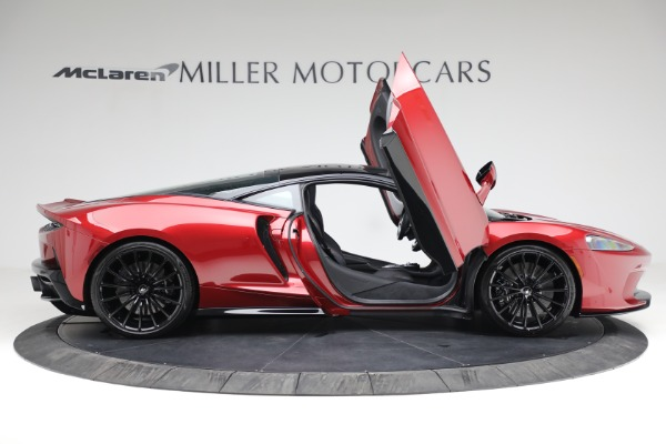 New 2021 McLaren GT Luxe for sale $217,275 at Bentley Greenwich in Greenwich CT 06830 18