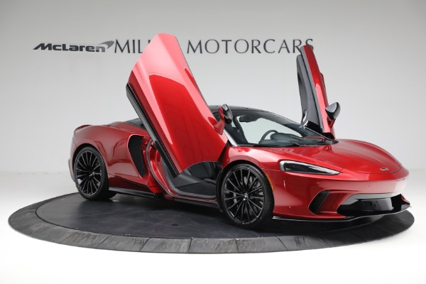 New 2021 McLaren GT Luxe for sale $217,275 at Bentley Greenwich in Greenwich CT 06830 19