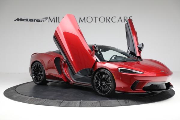 New 2021 McLaren GT for sale $217,275 at Bentley Greenwich in Greenwich CT 06830 19
