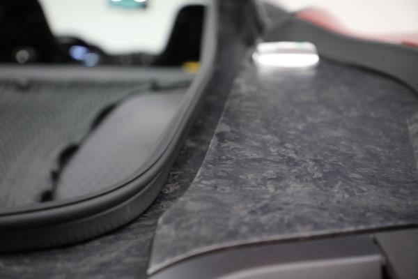 New 2021 McLaren GT for sale $217,275 at Bentley Greenwich in Greenwich CT 06830 28