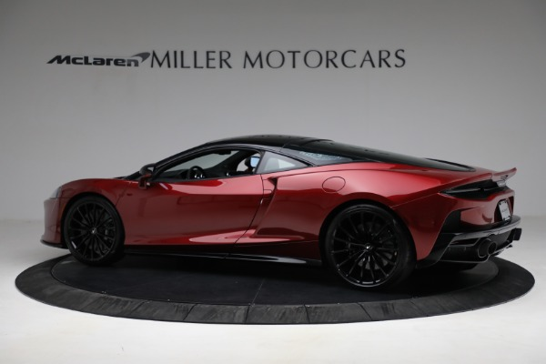 New 2021 McLaren GT Luxe for sale $217,275 at Bentley Greenwich in Greenwich CT 06830 4