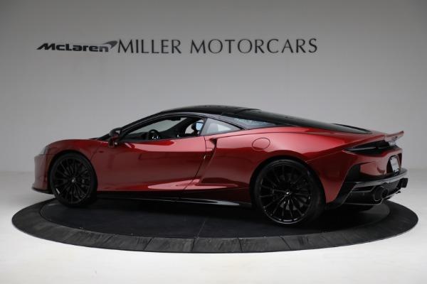 New 2021 McLaren GT for sale $217,275 at Bentley Greenwich in Greenwich CT 06830 4