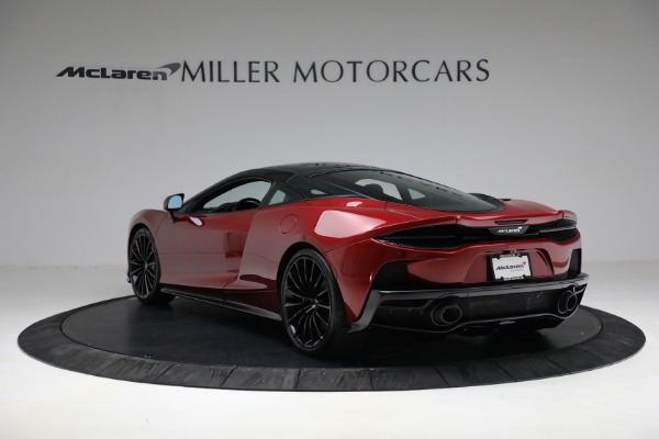 New 2021 McLaren GT Luxe for sale $217,275 at Bentley Greenwich in Greenwich CT 06830 5