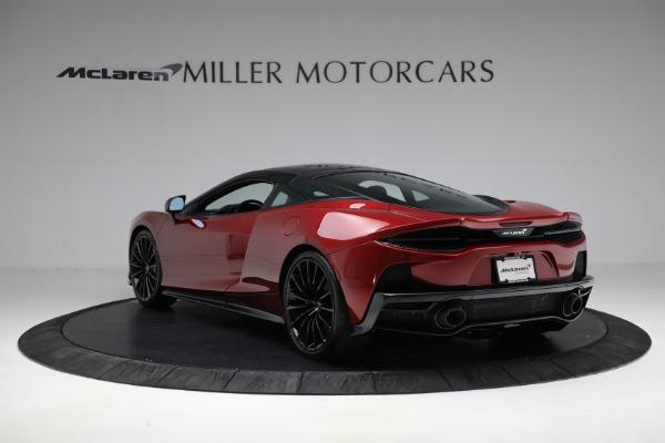 New 2021 McLaren GT for sale $217,275 at Bentley Greenwich in Greenwich CT 06830 5