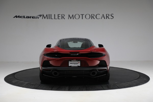 New 2021 McLaren GT Luxe for sale $217,275 at Bentley Greenwich in Greenwich CT 06830 6