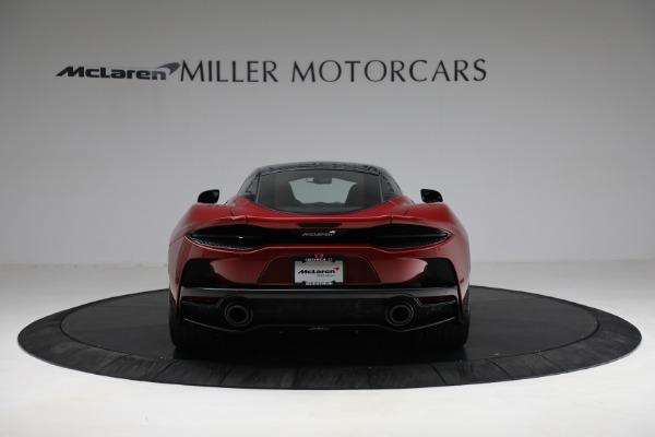 New 2021 McLaren GT for sale $217,275 at Bentley Greenwich in Greenwich CT 06830 6