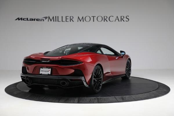 New 2021 McLaren GT for sale $217,275 at Bentley Greenwich in Greenwich CT 06830 7
