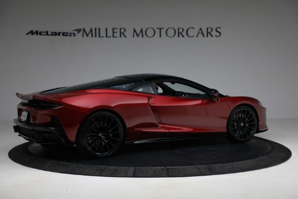 New 2021 McLaren GT for sale $217,275 at Bentley Greenwich in Greenwich CT 06830 8