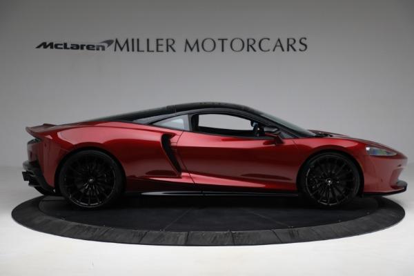 New 2021 McLaren GT for sale $217,275 at Bentley Greenwich in Greenwich CT 06830 9