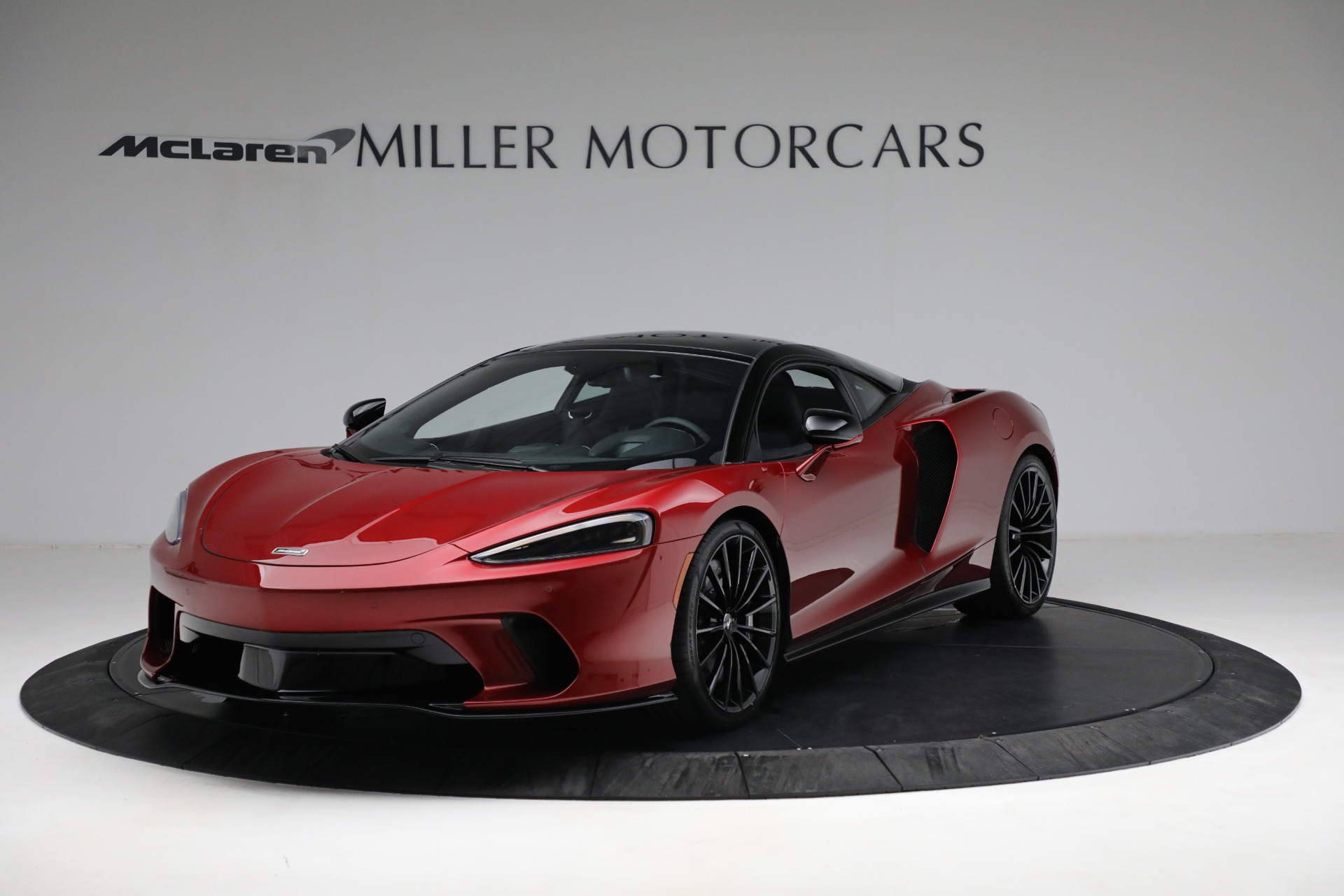 New 2021 McLaren GT Luxe for sale $217,275 at Bentley Greenwich in Greenwich CT 06830 1