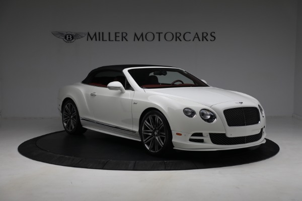 Used 2015 Bentley Continental GT Speed for sale $145,900 at Bentley Greenwich in Greenwich CT 06830 14