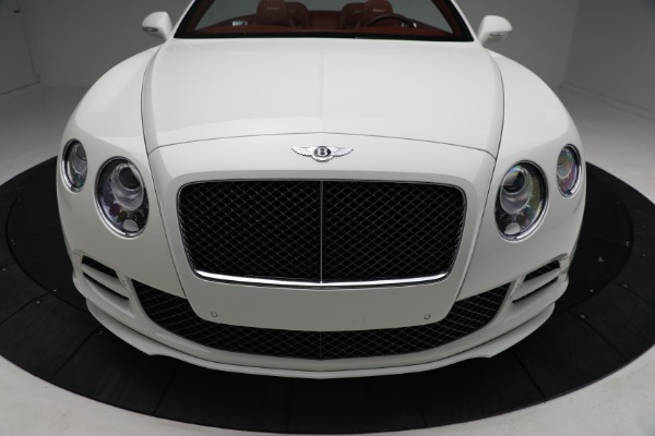 Used 2015 Bentley Continental GT Speed for sale $145,900 at Bentley Greenwich in Greenwich CT 06830 15