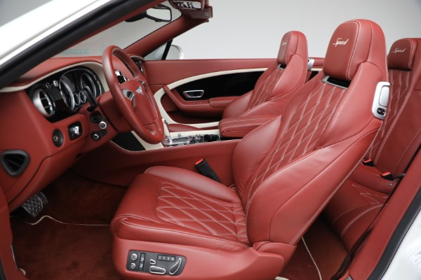 Used 2015 Bentley Continental GT Speed for sale $145,900 at Bentley Greenwich in Greenwich CT 06830 19
