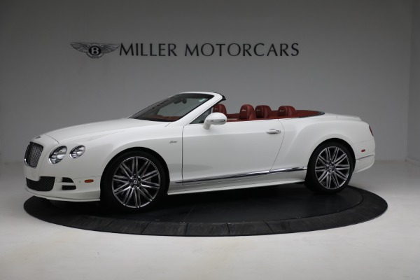 Used 2015 Bentley Continental GT Speed for sale $145,900 at Bentley Greenwich in Greenwich CT 06830 2