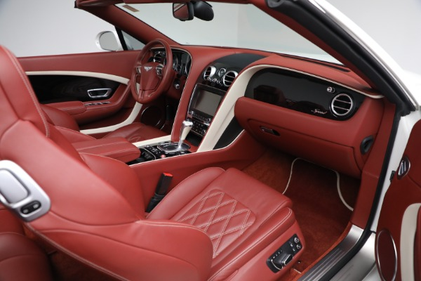 Used 2015 Bentley Continental GT Speed for sale $145,900 at Bentley Greenwich in Greenwich CT 06830 20