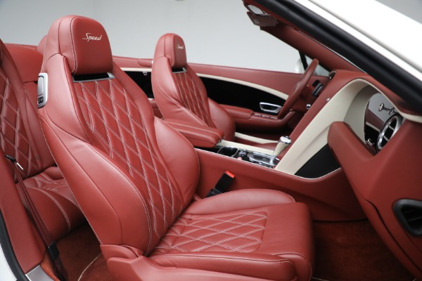 Used 2015 Bentley Continental GT Speed for sale $145,900 at Bentley Greenwich in Greenwich CT 06830 21