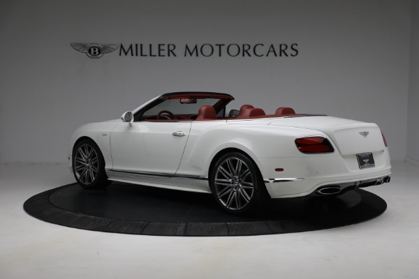 Used 2015 Bentley Continental GT Speed for sale $145,900 at Bentley Greenwich in Greenwich CT 06830 4