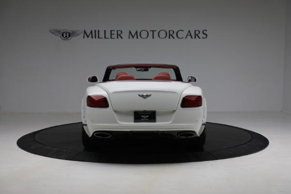 Used 2015 Bentley Continental GT Speed for sale $145,900 at Bentley Greenwich in Greenwich CT 06830 6