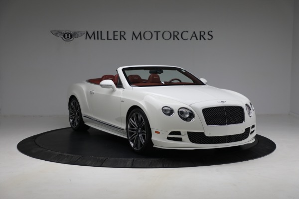 Used 2015 Bentley Continental GT Speed for sale $145,900 at Bentley Greenwich in Greenwich CT 06830 9