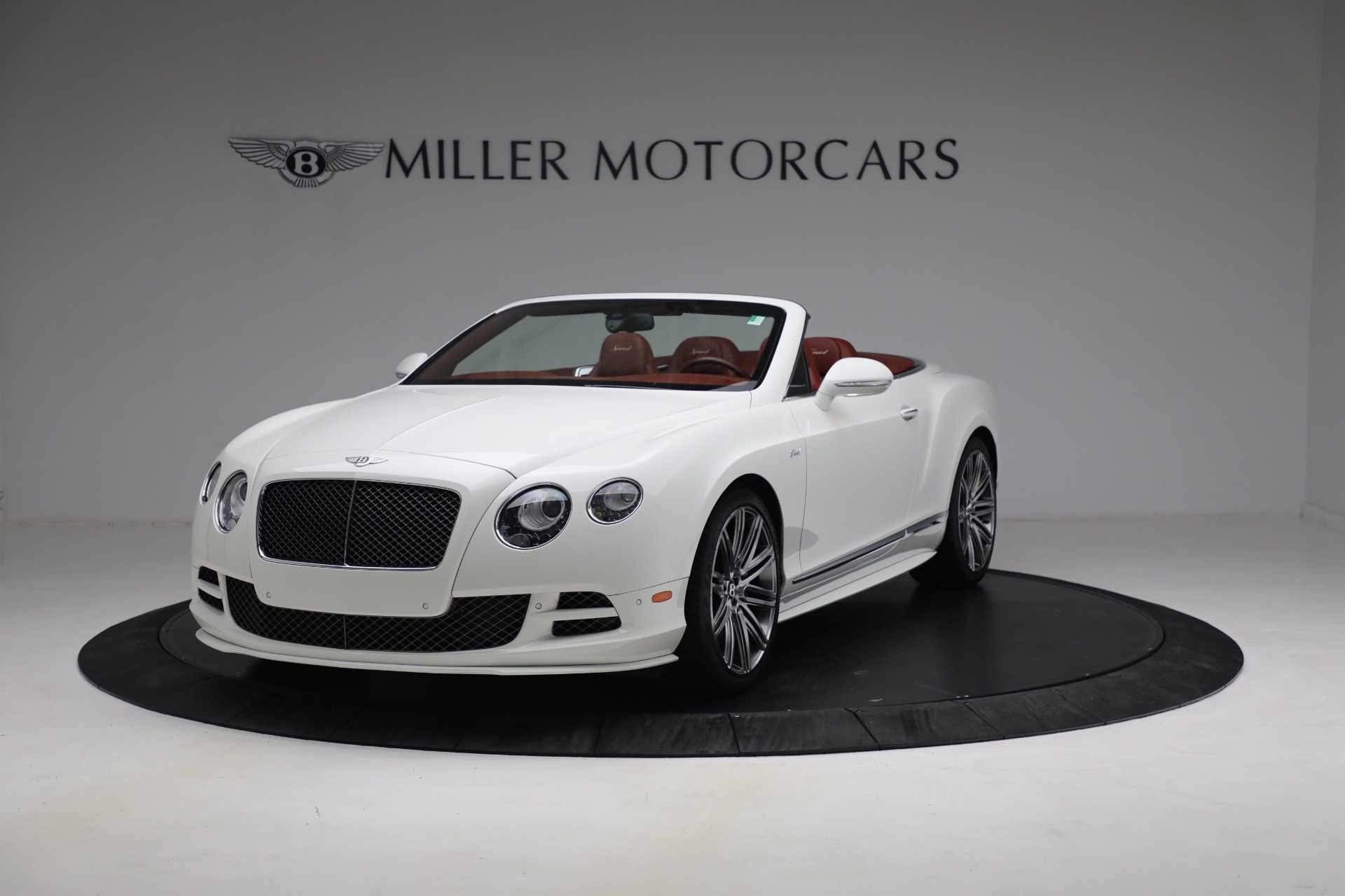 Used 2015 Bentley Continental GT Speed for sale $145,900 at Bentley Greenwich in Greenwich CT 06830 1