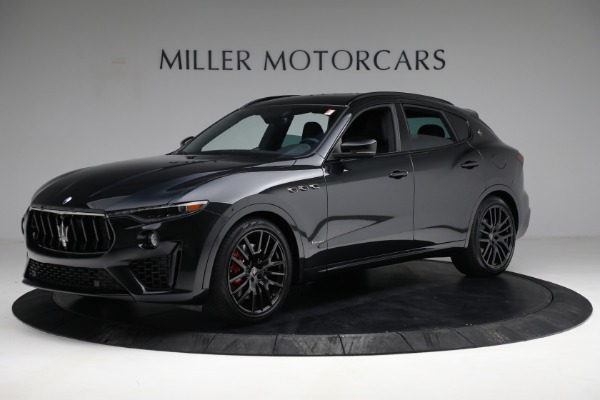 New 2021 Maserati Levante S GranSport for sale $105,849 at Bentley Greenwich in Greenwich CT 06830 2