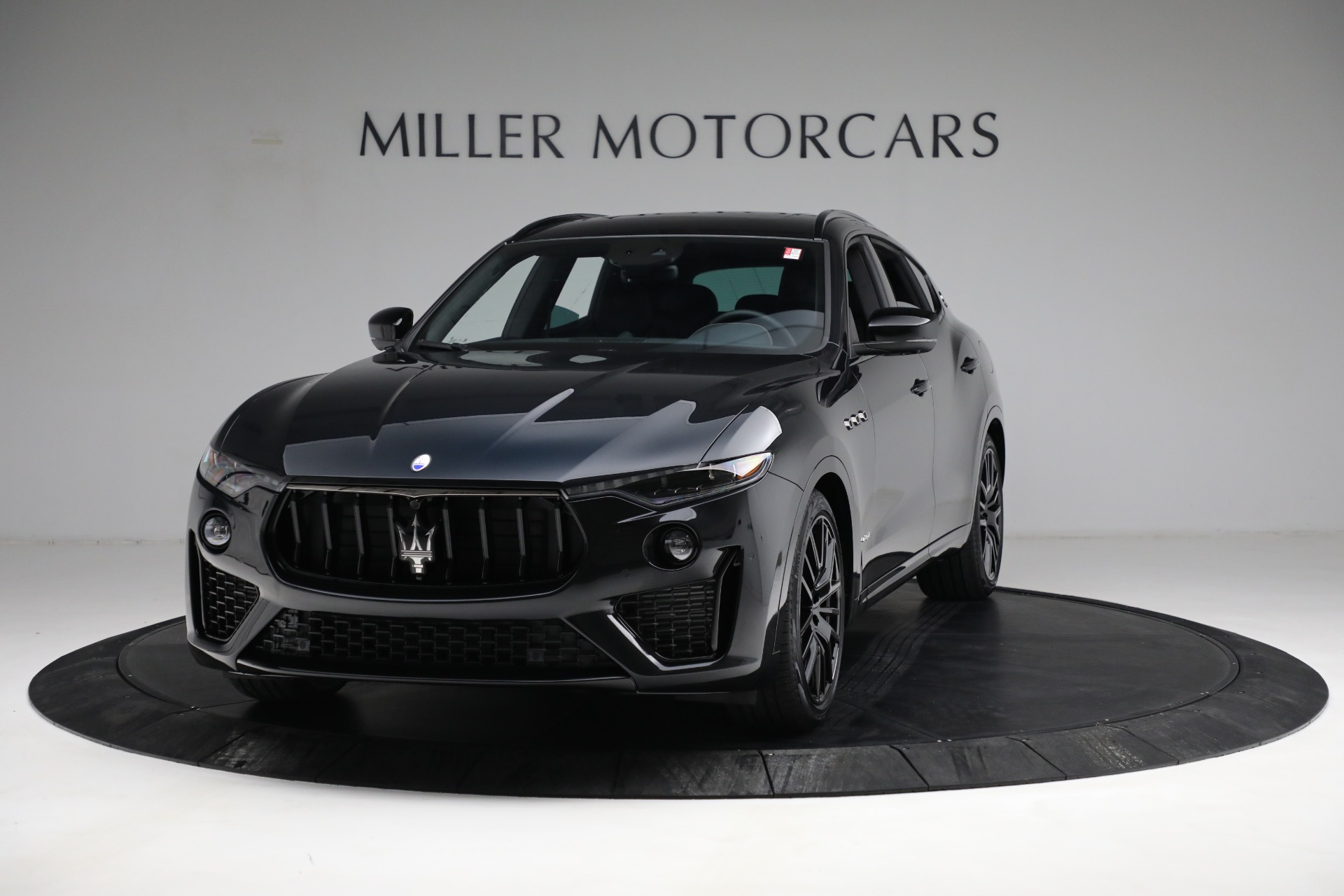 New 2021 Maserati Levante S GranSport for sale $105,849 at Bentley Greenwich in Greenwich CT 06830 1